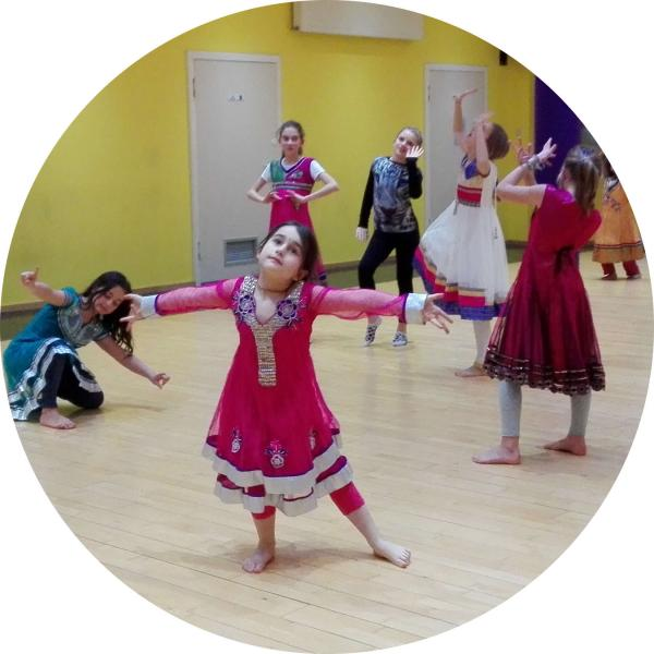 indian folk dance for kids