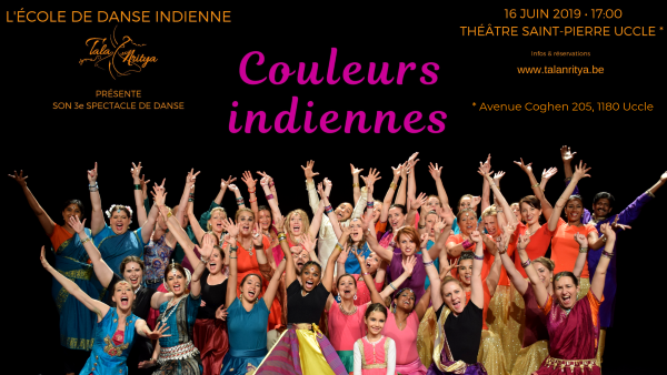 Couleurs indiennes Dance Show
