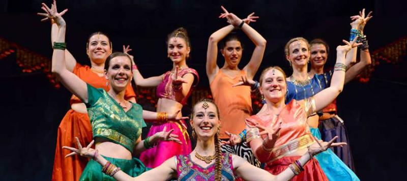 Indian dance show - Couleurs Indiennes | Tala&Nritya